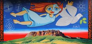 Soul Searching Mural