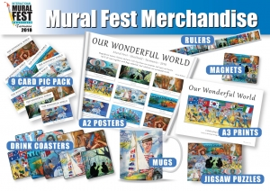 Sheffield Murals Online Gift Store